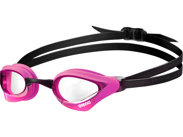 arena Cobra Core Gafas, clear-pink-black